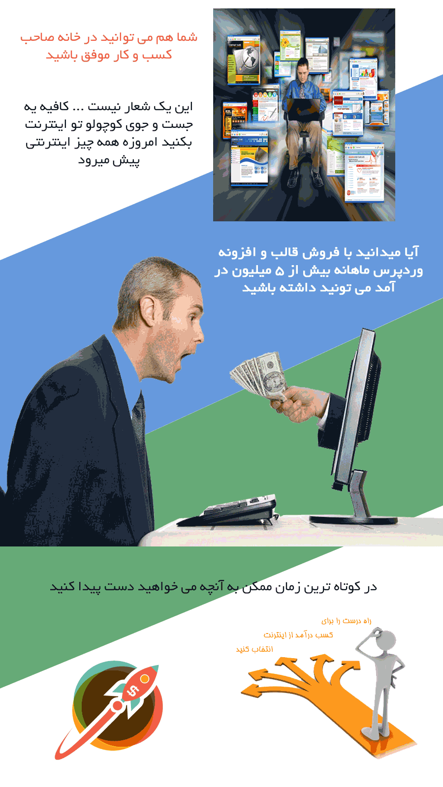 پکیج عیدانه کسب و کار پادرانت